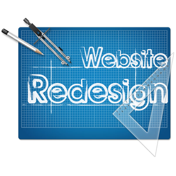 Redesign Web / Grafic