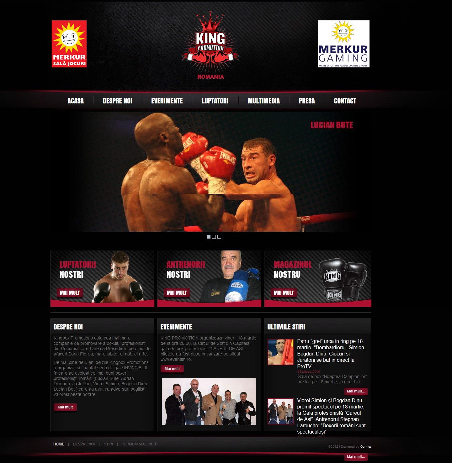 KING BOX PROMOTIONS